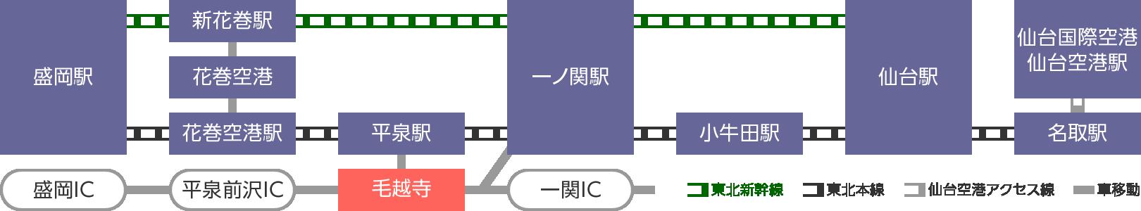 世界遺産「天台宗 別格本山 毛越寺」